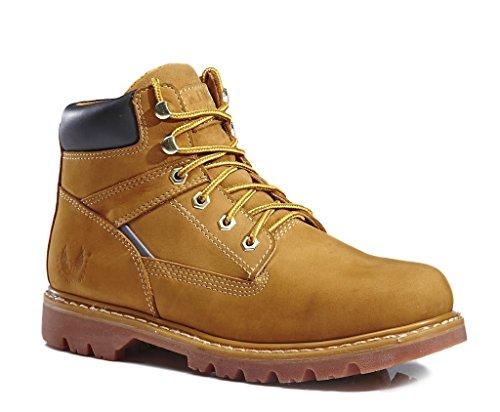 Kingshow Men S 1406 Premium Full Grain Leather Plain
