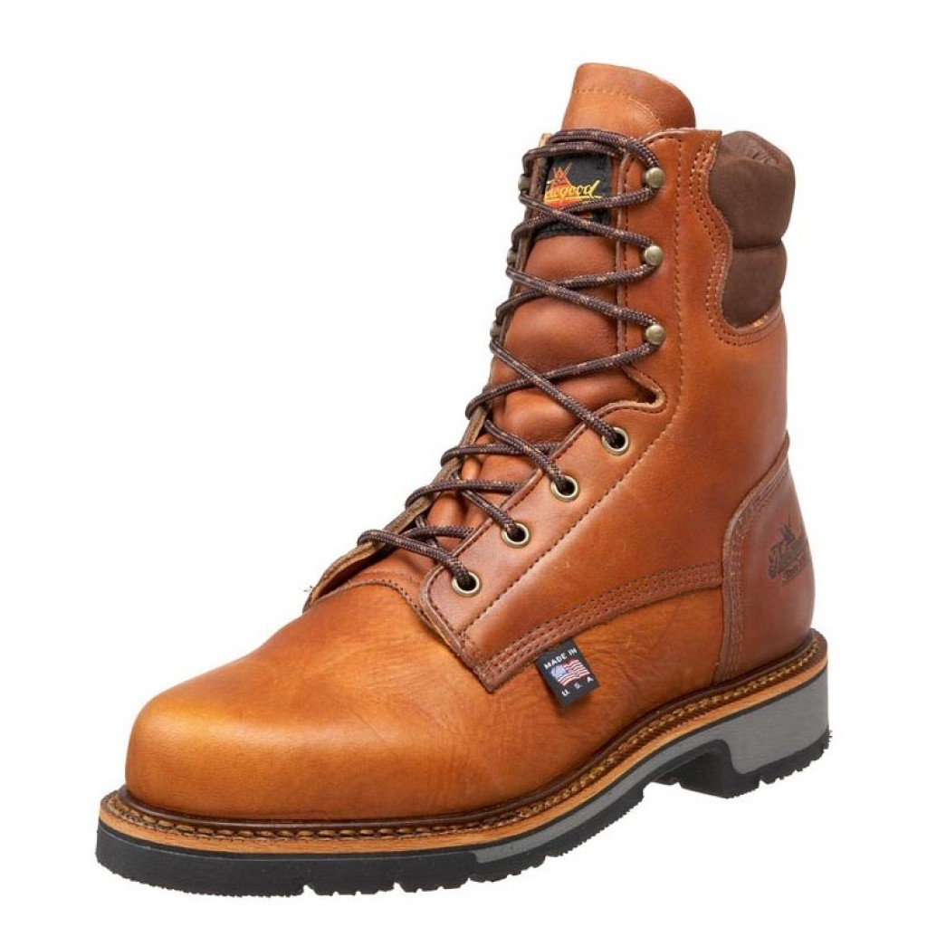 Thorogood American Heritage Safety Toe Boot Review