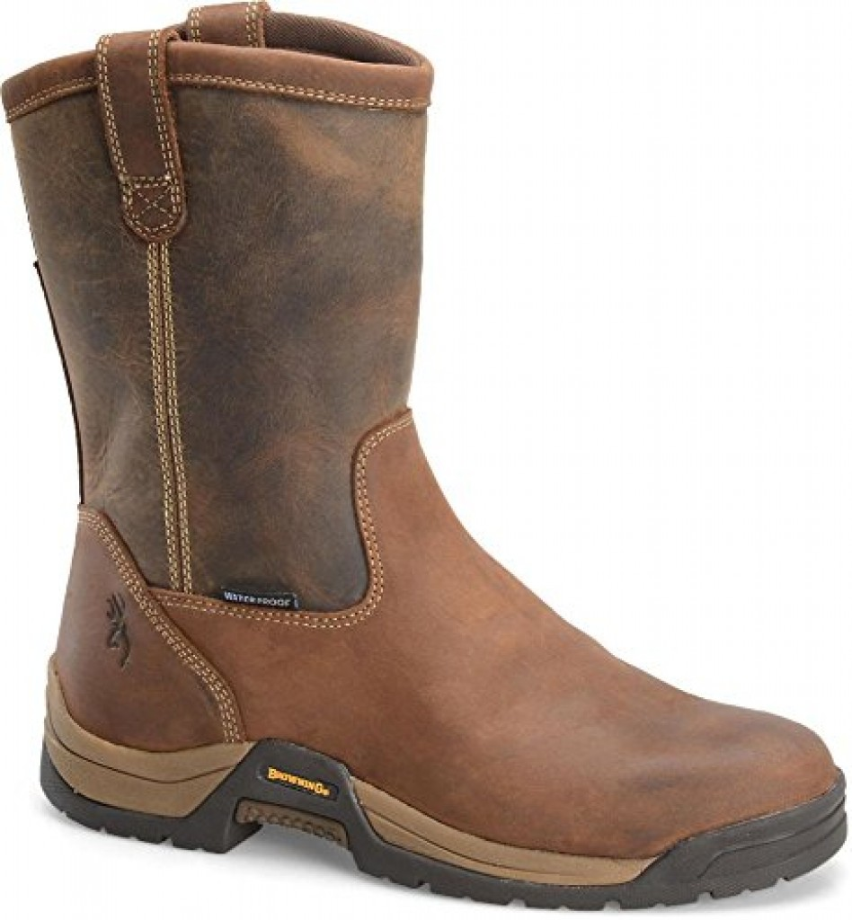 s browning br9105 waterproof ranch wellington boots