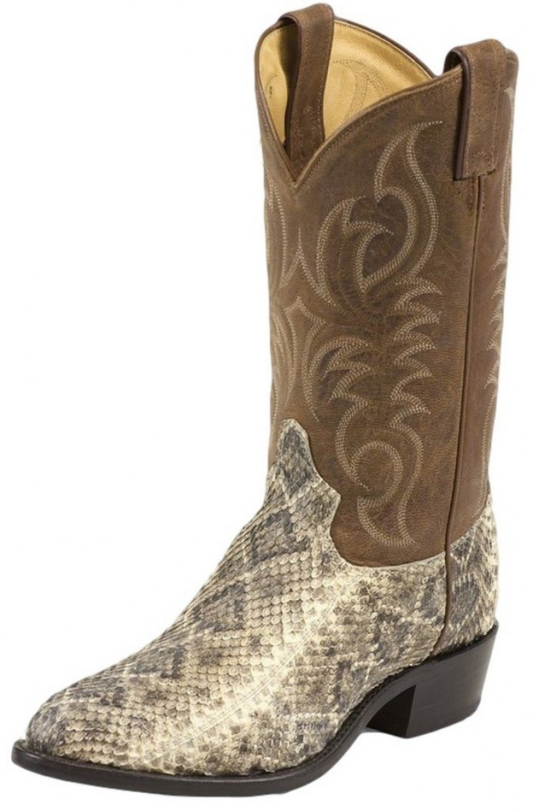 Tony Lama Rattlesnake Skin Boots Authenticboots Com